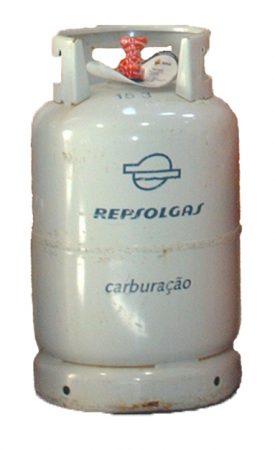 GARRAFA DE GÁS - 11KG CARBURAÇÃO