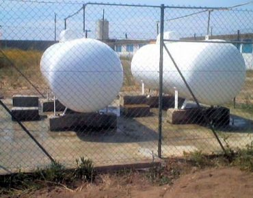 Reservatórios de Gás Aéreos 01